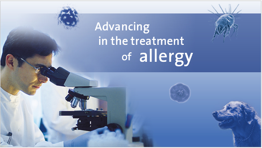 Advancing in the treatment of allergy