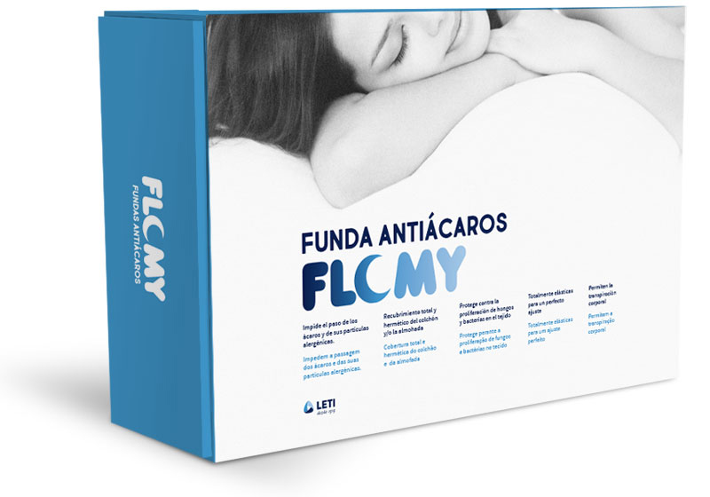 Flomy capa anti acaros